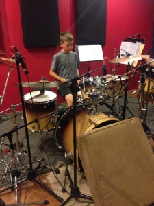Summer drums