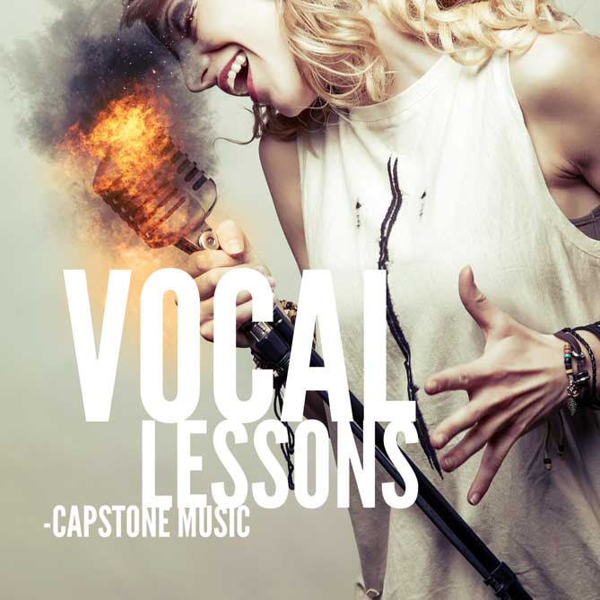 Vocal Lessons Burlington Ontario
